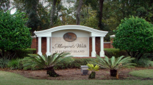 Margaret's Walk Park Fleming Island Plantation