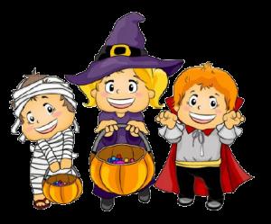 Halloween Events October 24, 2020